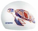 Шапочка для плавания ATEMI PU 305