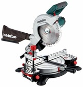 Торцовочная пила Metabo KS 216 M Lasercut [619216000]