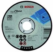 Диск отрезной 125x1.5x22.23 BOSCH Best for Metal 2608603518
