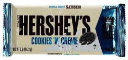 Кондитерская плитка Hershey's Cookies'n'Creme King Size белый с печеньем