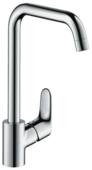 Однорычажный смеситель для кухни (мойки) hansgrohe Focus E 2 31820000