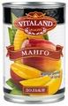 Манго очищенное в сиропе Vitaland дольки