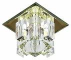 Встраиваемый светильник ЭРА DK2 YL/WH