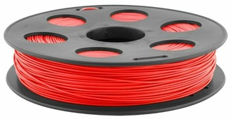 ABS пруток BestFilament 1.75 мм красный