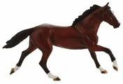Фигурка Mojo Farmland Чистокровная верховая лошадь 387291
