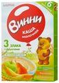 Каша Винни молочная 3 злака с фруктами (с 6 месяцев) 200 г