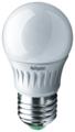 Лампа светодиодная Navigator 94477, E27, G45, 5Вт