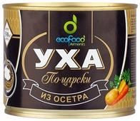Ecofood Уха по-царски из осетра, 530 г