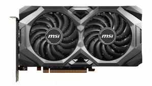 Видеокарта MSI Radeon RX 5700 XT 1605MHz PCI-E 4.0 8192MB 14000MHz 256 bit 3xDisplayPort HDMI HDCP MECH