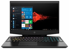 Ноутбук HP OMEN 15-dh0000