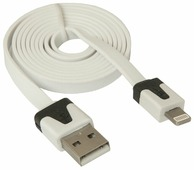 Кабель Defender USB 2.0 - Lightning (ACH01-03P) 1 м