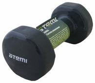Гантель цельнолитая ATEMI AD054 4 кг