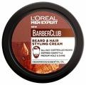 L'Oreal Paris Крем-стайлинг для бороды Barber Club с маслом кедрового дерева
