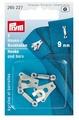 Prym крючки и петли для брюк и юбок 9 мм (265227) (2 шт.)