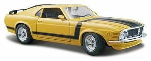 Легковой автомобиль Maisto Ford Mustang Boss 1970 (31943) 1:24