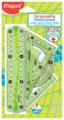 Maped Набор чертежный Flex mini 4 предмета (244069)
