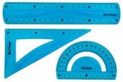 Berlingo Набор чертежный Flexy средний гибкий 3 предмета (RS_10103)