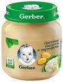 Пюре Gerber цветная капуста и картофель (с 4 месяцев) 130 г, 1 шт