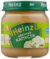 Пюре Heinz цветная капуста (с 4 месяцев) 80 г, 1 шт