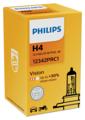Лампа автомобильная галогенная Philips Vision +30% 12342PRC1 H4 60/55W 1 шт.