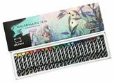 Малевичъ Пастель масляная 24 цвета
