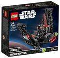 Конструктор LEGO Star Wars 75264 Episode IX Микрофайтеры: шаттл Кайло Рена