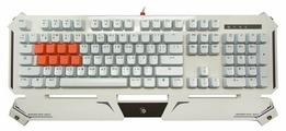 Клавиатура A4Tech Bloody B740 White USB