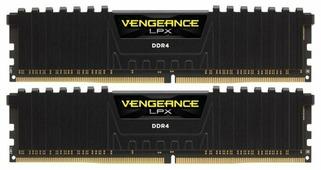 Оперативная память 16 ГБ 2 шт. Corsair CMK32GX4M2A2666C16