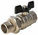 Кран шаровый STOUT SVB-0007-000025 муфтовый (ВР/НР), латунь