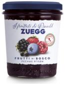 Конфитюр Zuegg Лесные ягоды 320 г