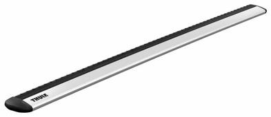 Дуги THULE WingBar Evo на рейлинги, 150 см