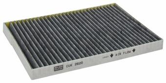 Салонный фильтр Mann-Filter CUK2620