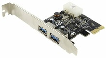 USB 3.1 Gen1 контроллер ORIENT VL-3U2PE