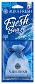 AURA FRESH Ароматизатор для автомобиля Fresh Bag Aqua 30 г