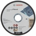 Диск отрезной 125x1.6x22.23 BOSCH Standard for Metal 2608603165