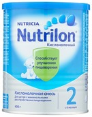 Смесь Nutrilon (Nutricia) 2 кисломолочный (c 6 месяцев) 400 г