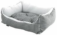 Лежак для кошек, для собак Гамма Кантри мини 42х40х15 см