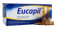 Eucapil Косметическая сыворотка для волос с Fluridil
