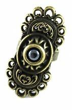 Skifska Etnika Кольцо Византия Романия (бронза)