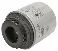 Масляный фильтр MANNFILTER W712/94