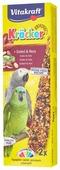 Лакомство для птиц Vitakraft Крекеры для африканских попугаев фрукты и орехи (21290)
