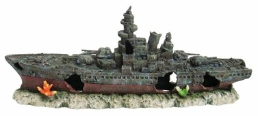 Грот BARBUS Корабль Decor 049 50x19.5x11.5 см