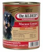 Корм для собак Dr. Alder`s АЛДЕРС ГАРАНТ птица рубленое мясо Для взрослых собак