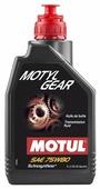 Трансмиссионное масло Motul Motyl Gear 75w80
