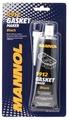 Универсальный силиконовый герметик для ремонта автомобиля Mannol Gasket Maker 9912, 0.085 кг