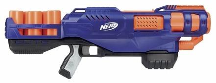 Бластер Nerf Элит Трилоджи DS-15 (E2853)