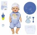 Интерактивная кукла Zapf Creation Baby Born 36 см Мальчик Нежное прикосновение 827-338