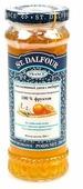 Джем St. Dalfour апельсиновый с имбирём без сахара, банка 284 г