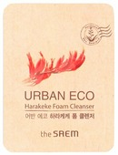 Пробник The Saem Urban Eco Harakeke Foam Cleanser
