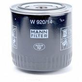 Масляный фильтр MANNFILTER W920/14